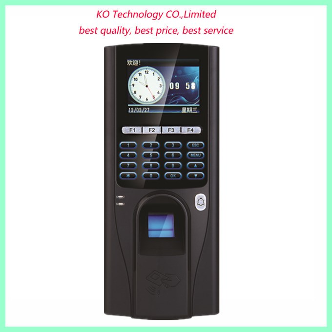 Biometric Fingerprint Access Control Time Attendence access control system for Door Biometric DOOR ACCESS CONTROLLER TIME CLOCK double sided turnstile for access control system catracas tourniquetes