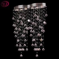 High Quality Modern Crystal Light For Dining Room Modern Bar Lamp Chandelier Luxury Lustre Home Decor