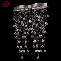 High Quality Modern Crystal Light For Dining Room Modern Bar Lamp Chandelier Luxury Lustre Home Decor
