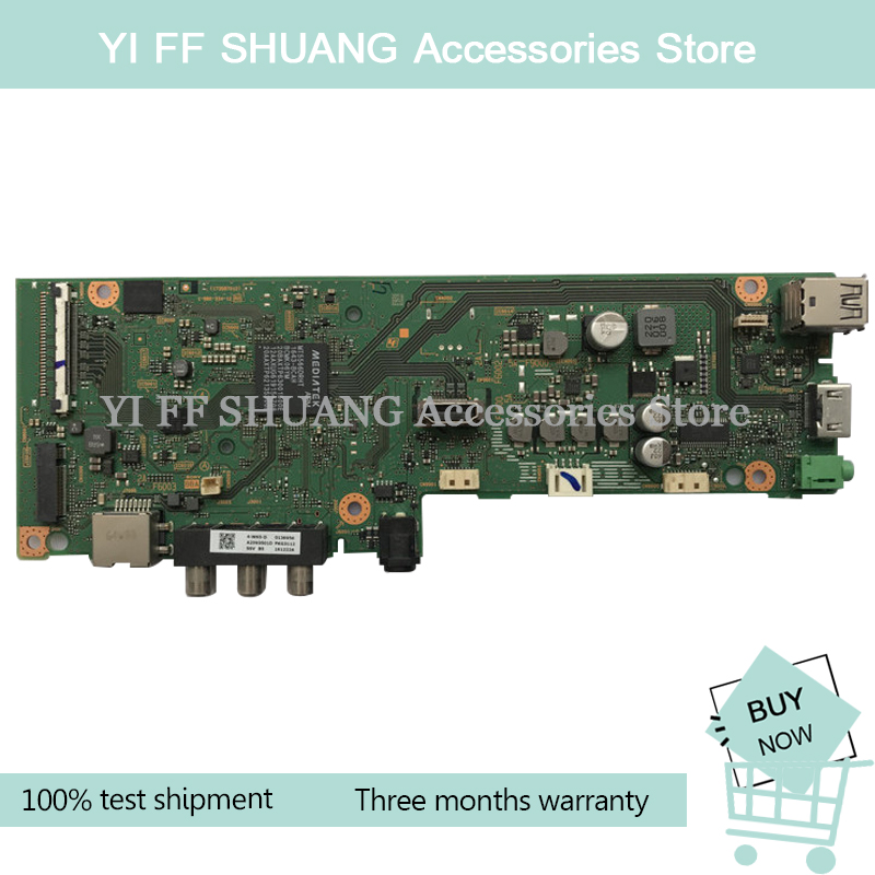 100% Test shipping for KDL-40W650D main board 1-980-334-11 1-980-334-12 173587012 screen NS6S400DND02