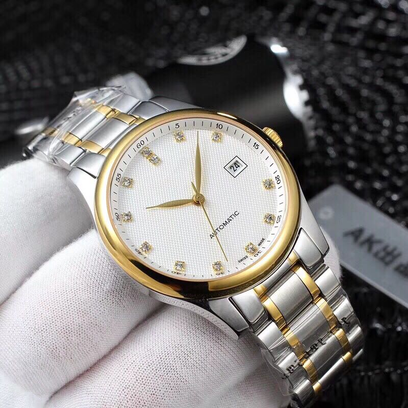 лучшая цена WC0875 Mens Watches Top Brand Runway Luxury European Design Automatic Mechanical Watch
