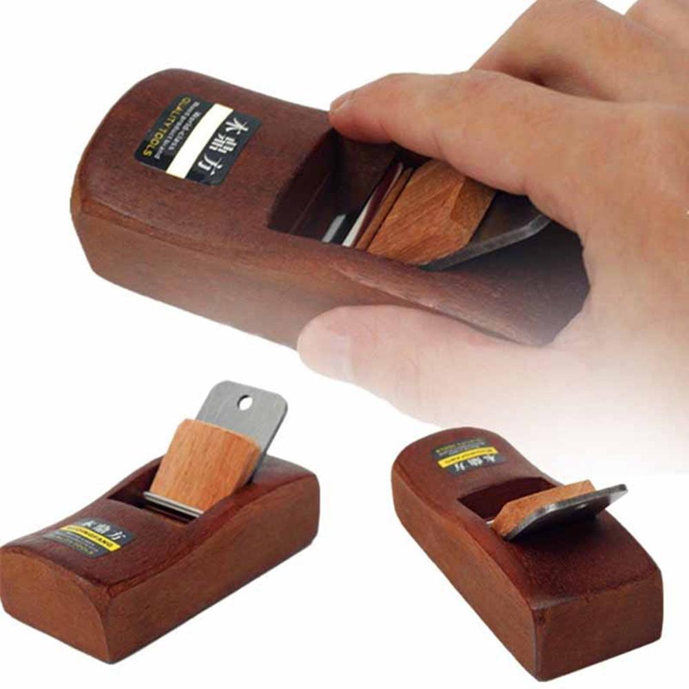 Rabot à bois Mini outil à main plan plat bord inférieur bois charpentier cadeau Woodcraft Plans électriques outils de bricolage pour menuiserie Case