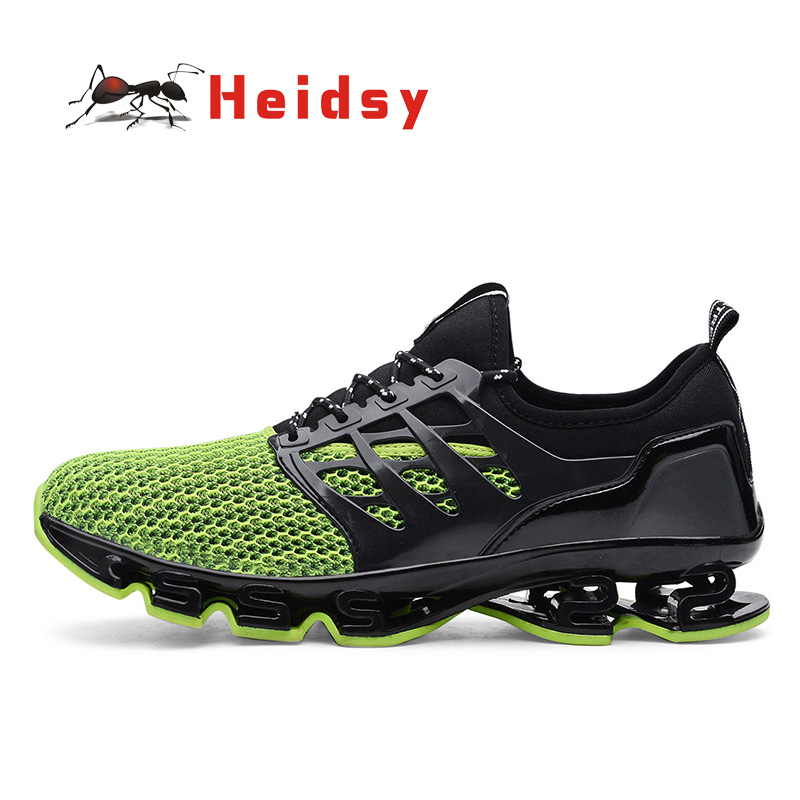 Men Casual Shoes Spring Blade Sneakers Cushioning Outdoor Cozy Men Shoes Jogging Fashion Shoes Male Trainer Zapatillas Hombre