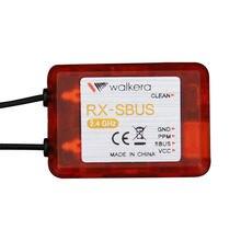En Stock RX-SBUS Walkera 2.4G 12CH Salida PPM Receptor SBUS Para Devo 7 F7 10 12E Modelos RC Juguetes Al Aire Libre pieza de Recambio