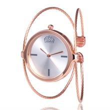 Women Fashion Luxury Watch Bracelet Quar