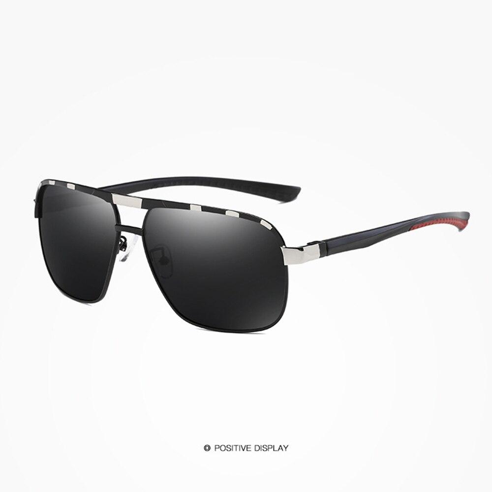Classic Driving Cool Men Sun Glasses Polarized Sunglasses Custom Made Myopia Minus Prescription Polarized Lens 1 to 6 in Men 39 s Sunglasses from Apparel Accessories