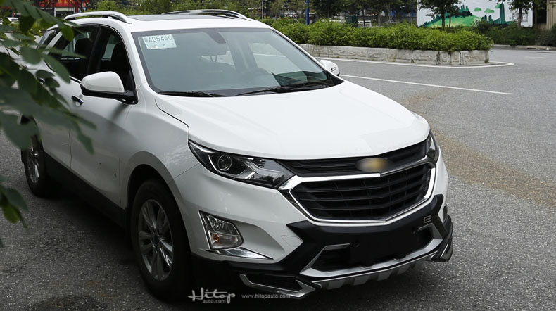 new arrival roof rail roof rack roof luggage bar for chevrolet equinox 2018 2019 2020 thicken aluminum alloy promotion price