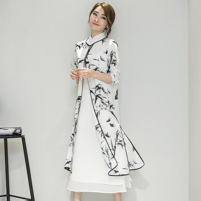 2018 winter women's satin cheongsam qipao evening dress chinese oriental dresses traditional chinese wedding dress retro