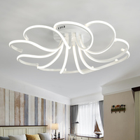 Ceiling Lights Surface Mounted Led For Living Study Room Bedroom Indoor Home Aluminum Lampshade Led Lamp