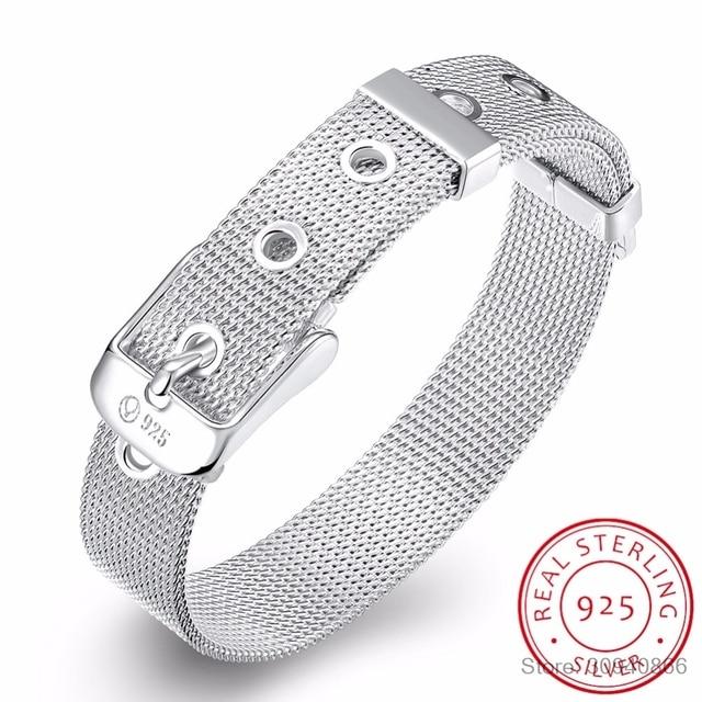 LEKANI Fashionable Belt Design Pure 925 Sterling
