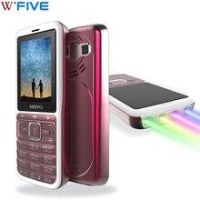Телефон SERVO S10 2,8 дюймов 3 sim-карты 2500 мАч четыре цвета мигающий светильник Mosqutio Repellent лампа power bank мобильный телефон