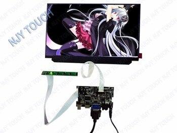 """HDMI VGA LCD Controller Board kit plus 12.5"""" IPS Panel B125HAN02.2 1920x1080 LED Screen"""