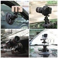Selens SH1P-148 Powr Grip 5,9 дюймов Вакуумная присоска камера крепление системы для DSLR камера, видео, смартфон и Gopro