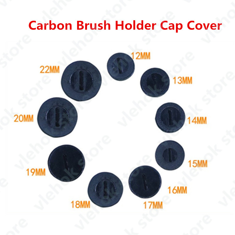 Carbon Brush Holder Cap Cover Replace For BOSCH DEWALT HITACHI MAKITA METABO HILTI Milwaukee Worx Electric Tool Accessories