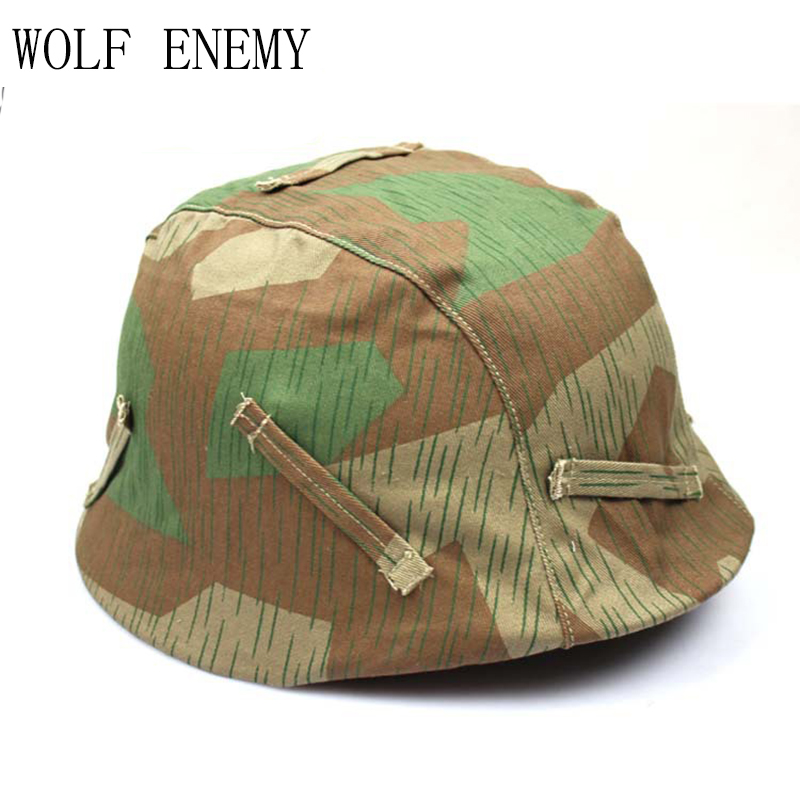 Tactical M35 M40 M42 Helmet High-strength Military Helmet Airsoft Paintball Helmet Cloth Cover Camouflage