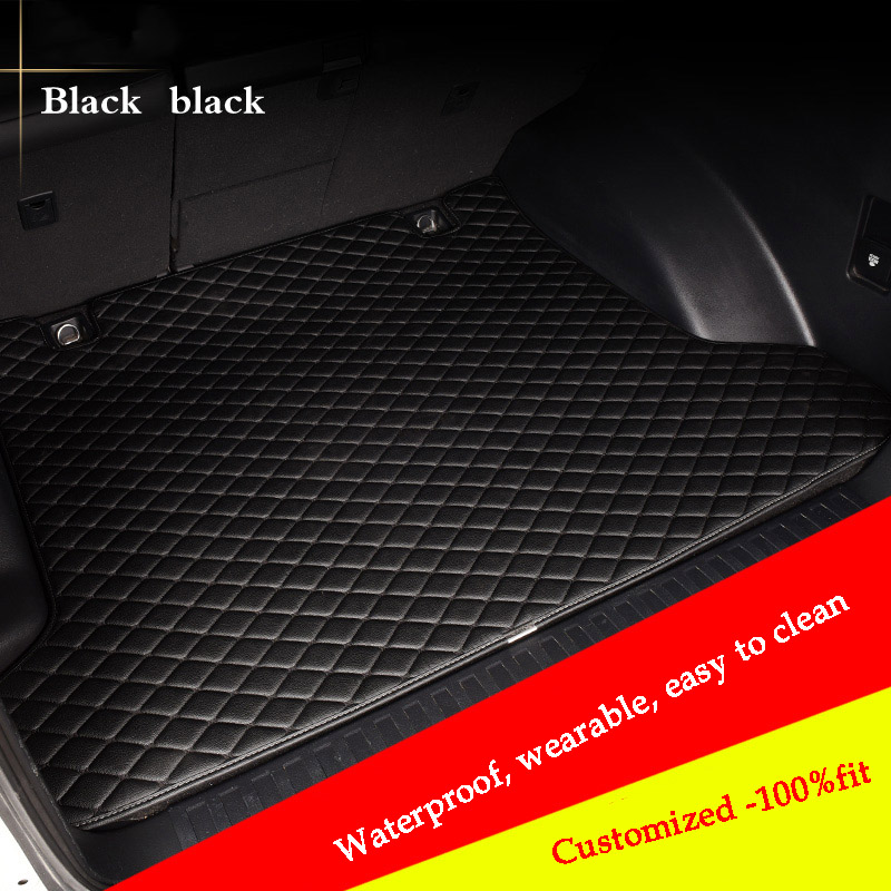 Car Mat Trunk Cargo Liner For Volvo All Model C30 C70 S40 S60 S60l S80 S80l