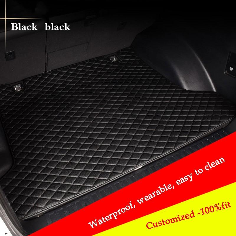 maletero del maletero personalizado para volvo c30 c70 s40 s60 s60l - Accesorios de interior de coche