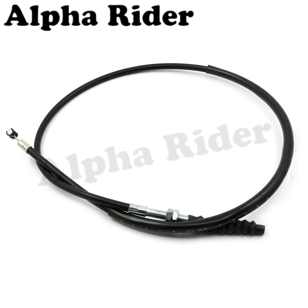 Motorcycle Clutch Cable Rope Control Wire Steel Line for Kawasaki Ninja 250R EX250 2008-2012 2011 2010 2009 Racing Bikes motorcycle clutch cable rope throttle brake oil accelerator control wire line for kawasaki ninja 250 r ex250 08 12 11 10 09