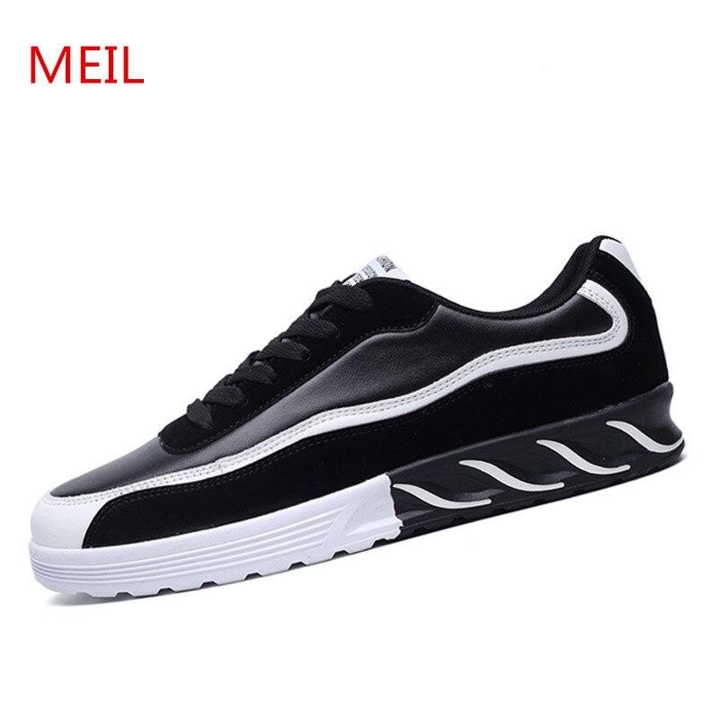 2018 Appartements Automne Chaussures Printemps 1 Hommes Meil 4 Sneakers Casual Respirant Léger Zapatillas 3 Hombre Nouveau En 2 Cuir qdwtC1