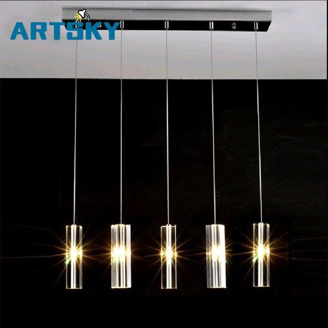 Appeso Sala da pranzo lampada LED Lampade a sospensione Moderna ...