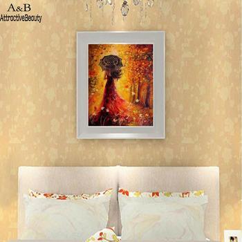 Diy Kız Dekorasyon Olarak Yeni Dekor Boyama Boyama Resim Gösterilen