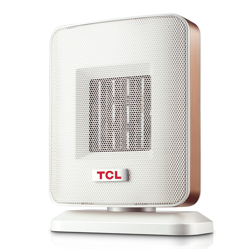 TCL Portable Electric Remote Control Heater 220V1500W Energe-saving Reservation Timing Instant Heating Household Heater Bathroom