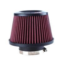 Universal Auto Car Intake Air Filter Car Refitting High Flow Cone Filter Reusable Air Filter 65