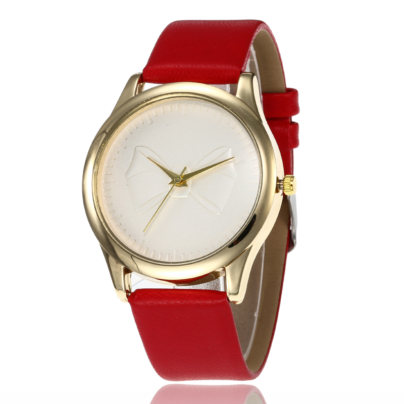 New 51 Women Watch Exquisite Quartz Ladies Watches Montre Femme Waterproof Leather Female Clock Reloj Mujer Horloges Vrouwen in Women 39 s Watches from Watches