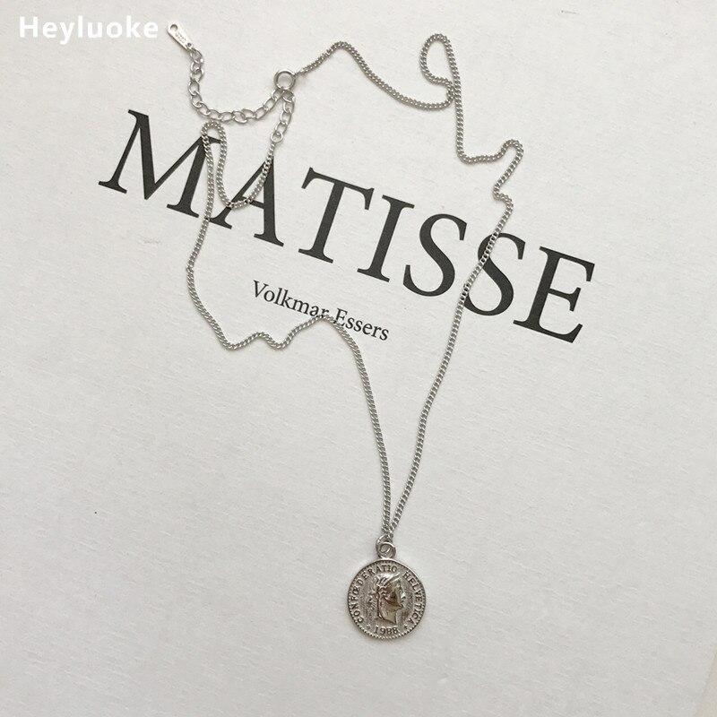 20b6f723f7ea Original nuevo 925 Plata cristales de Swarovski gargantilla collares  joyería fina para las mujeres accesorios de