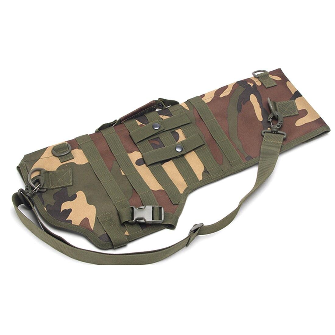 600D Oxford Cloth Waterproof Tactics Single-shoulder Bag Portable Handbag for Nerf CS Battle цена