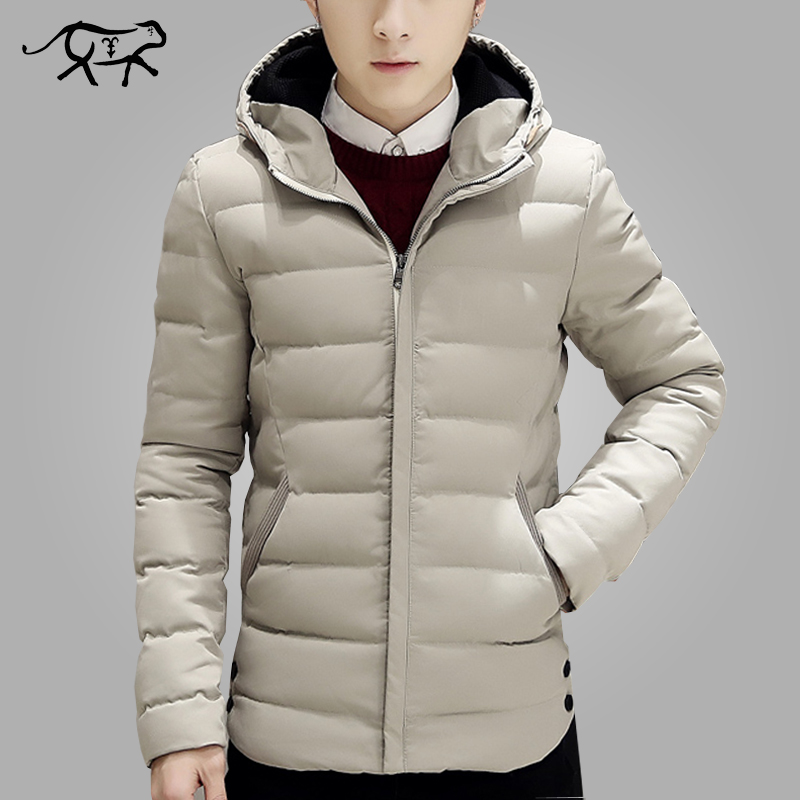 Brand New Winter Jacket Men Warm Padded Hooded Overcoat Fashion Casual   Parka   Male Jacket And Coat Hoodies Slim fit Plus Size 4XL