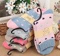 Navidad calcetines calcetines de las mujeres salvajes de algodón toalla terry cálido otoño y el invierno 2014 nueva versión Coreana de amor ocasional de espesor calcetines