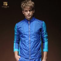 Free Shipping New Fashion Casual Male Men S Spring Long Sleeved Spring Summer Sports Wear Thin