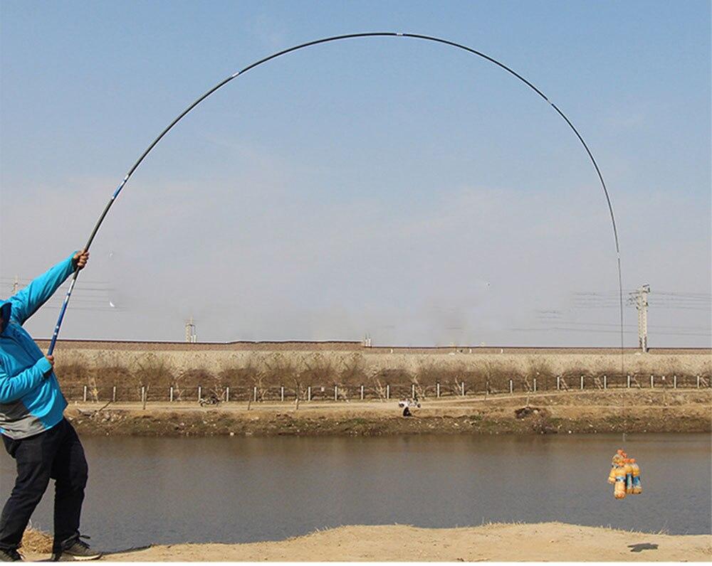 taiwan vara de pesca superhard ultraleve cinco