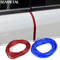 5/8 Meter Car Door Scratch Strip Protector Edge Guard Rubber Sealing Universal Internal Decoration Auto Accessories Car-styling