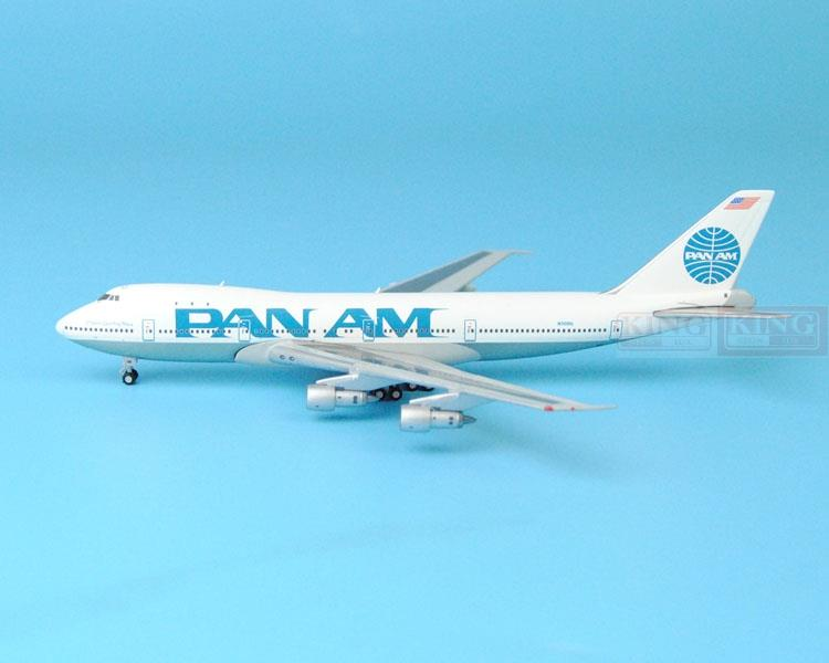 New: GeminiJets GJPAA1336 B747-100 N741PA 1:400 Pan American Airlines commercial jetliners plane model hobby gjcca1366 b777 300er china international aviation b 2086 1 400 geminijets commercial jetliners plane model hobby