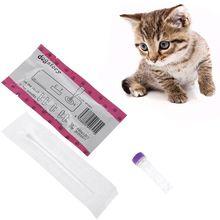 أوراق اختبار القط الكشف عن الصحة المنزلية لفيروس Panleukopenia القطط FPV