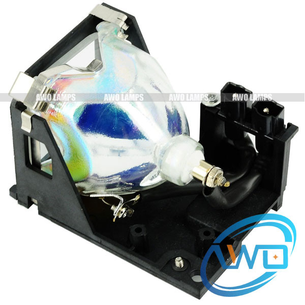 ФОТО ELPLP19D /V13H010L1D Compatible lamp with housing for EPSON PowerLite 52c;EPSON EMP-52/52C.