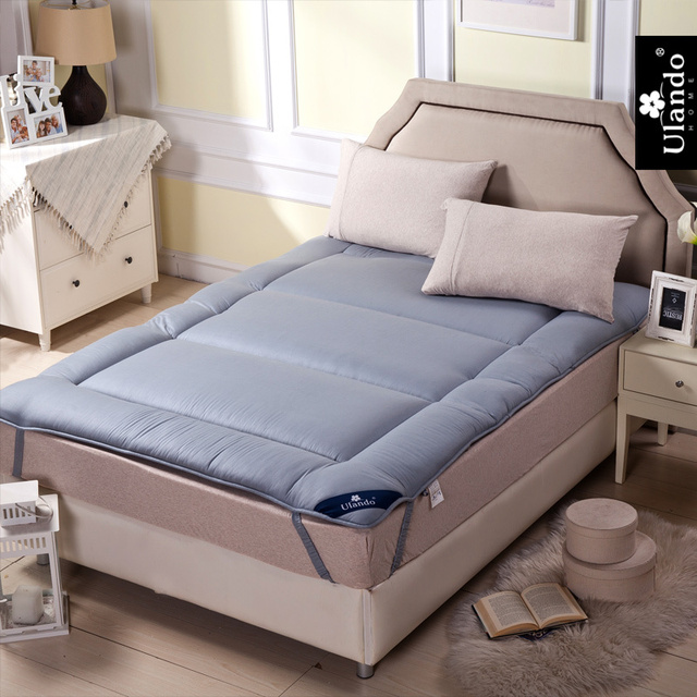 Emma Stylish Home Thicker Bamboo Tatami Futon Mattress Double Single Pad Is Student