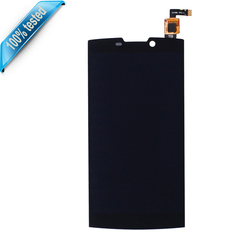 For Highscreen boost 2 se 9169 9267 INNOS D10 Original Quality LCD Display Touch Screen Black