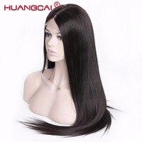 Бразильский Прямо предварительно сорвал Full Lace натуральные волосы парики бесклеевое парики с ребенком волосы натуральные волосы Реми парик