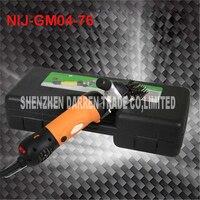 Nowy ELEKTRYCZNY 690 W/KOZY STRZYŻENIE CLIPPER + 9/13 zęby prosto/curved nóż cięcia wełny O dużej mocy elektryczne wełny nożyczki