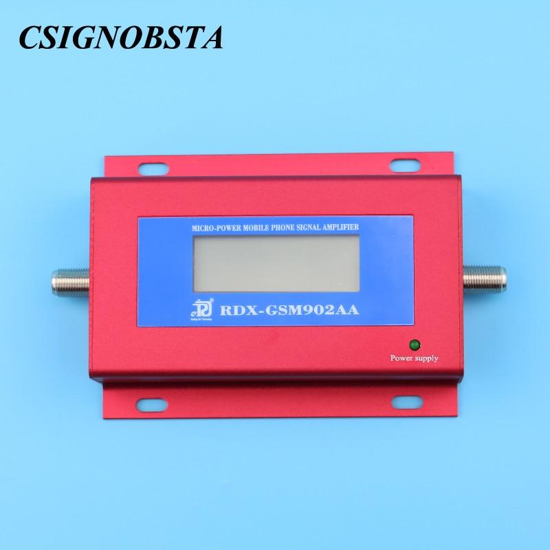 Νέα οθόνη LCD κινητό GSM Repeater Booster για - Ανταλλακτικά και αξεσουάρ κινητών τηλεφώνων - Φωτογραφία 3