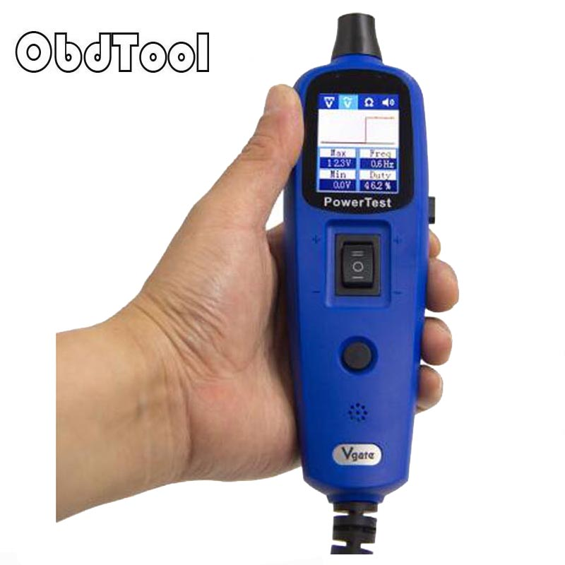 Power Probe Car Electric Circuit Tester Automotive Tool Auto 12V Voltage Pt150 Electrical System Tester As YD208