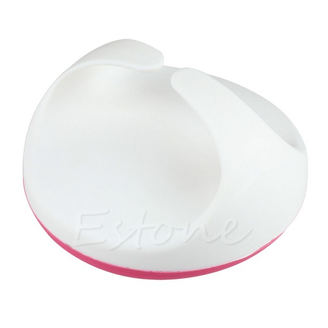 New Handheld Bath Shower Soft Anti Cellulite Full Body Massage Brush Glove Slimming Beauty Relaxing Scrub Massage Bath Spa 3