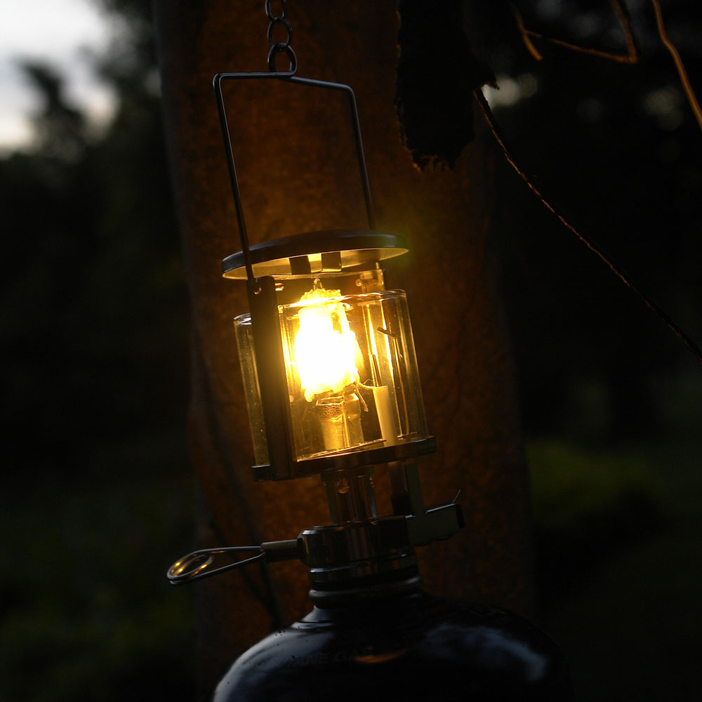 New arriavl mini gas lamp outdoor camping light gas lighting new arriavl mini gas lamp outdoor camping light gas lighting camping lamp portable tent gas camp lamp outdoor camping lantern in portable lanterns from mozeypictures Gallery