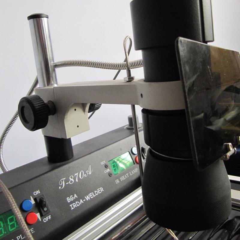 Įgaliota PUHUI T-870A BGA IRDA suvirintojo infraraudonųjų litavimo - Suvirinimo įranga - Nuotrauka 6