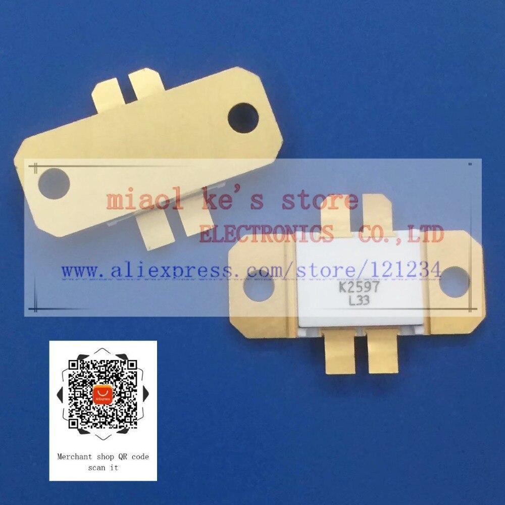2SK2597   K2597  N-CHANNEL  60V 15A 100W 900MHZ  High-quality original transistor2SK2597   K2597  N-CHANNEL  60V 15A 100W 900MHZ  High-quality original transistor
