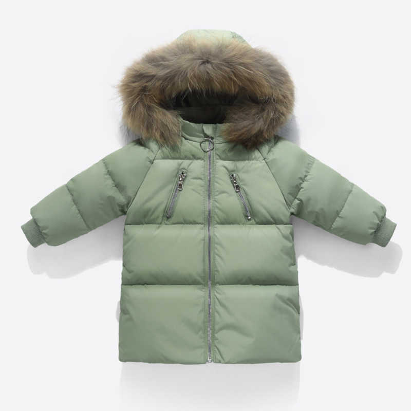 a9e080e07 Detail Feedback Questions about IYEAL Children Down Jacket Parka For ...
