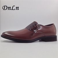 2016 New Fashion Genuine Leather Men Casual Shoes Luxury Brand Men Shoes Leather Shoes Men High